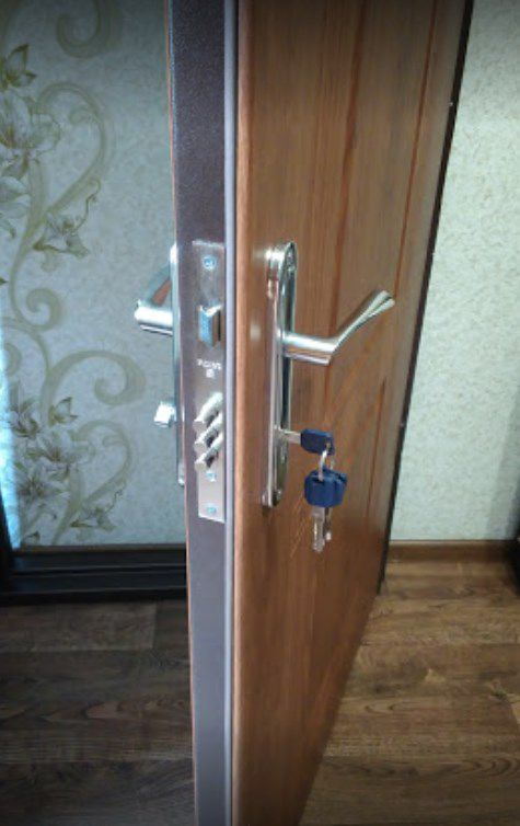 Бронированные двери Кривой Рог
